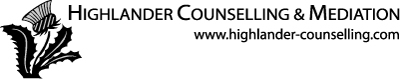 Highlander Counselling & Mediation Logo