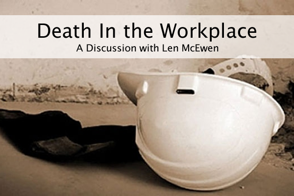 Death In the Workplace1